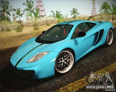 ENBSeries by ibilnaz v 2.0 para GTA San Andreas segunda pantalla