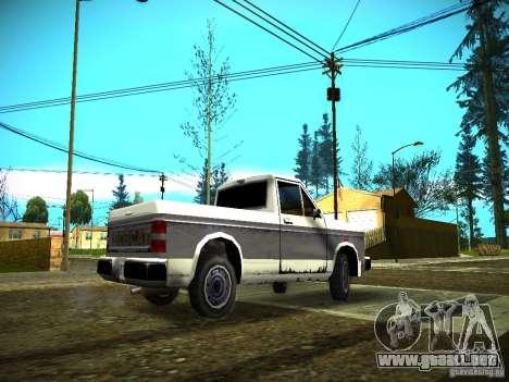 ENBSeries by GaTa para GTA San Andreas quinta pantalla
