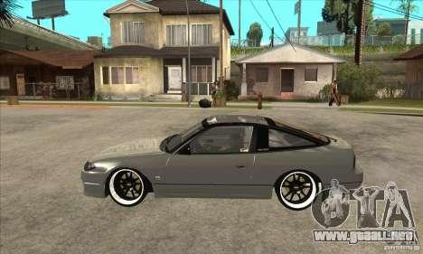 Nissan Silvia S15 1999 para GTA San Andreas left