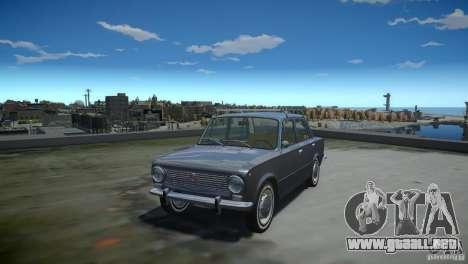 VAZ 2101 Stock para GTA 4