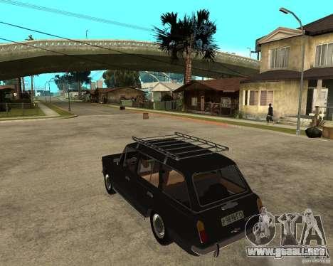2102 Vaz para GTA San Andreas left