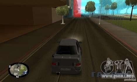 Carreras callejeras para GTA San Andreas séptima pantalla