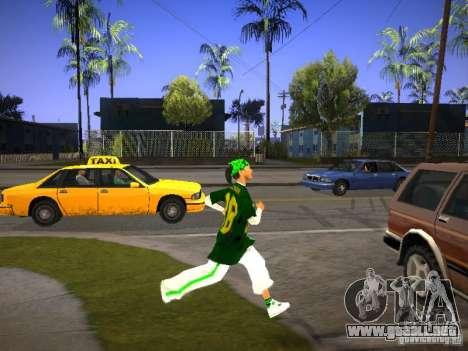 New Deniz para GTA San Andreas tercera pantalla