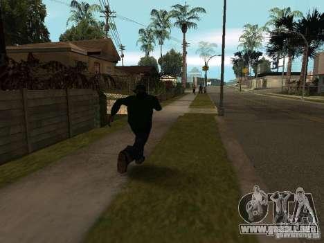 Dope para GTA San Andreas octavo de pantalla