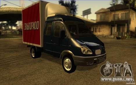 Gacela 33023 para GTA San Andreas