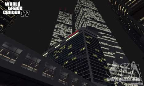 World Trade Center para GTA 4 novena de pantalla