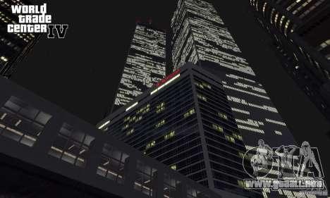 World Trade Center para GTA 4 novena de pantalla