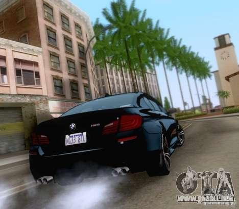 Realistic Graphics HD 5.0 Final para GTA San Andreas segunda pantalla