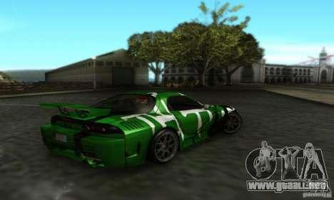 iPrend ENBSeries v1.3 Final para GTA San Andreas tercera pantalla
