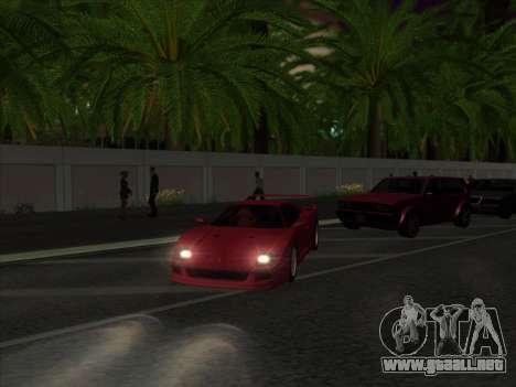 Nice ENBseries by laphund para GTA San Andreas segunda pantalla