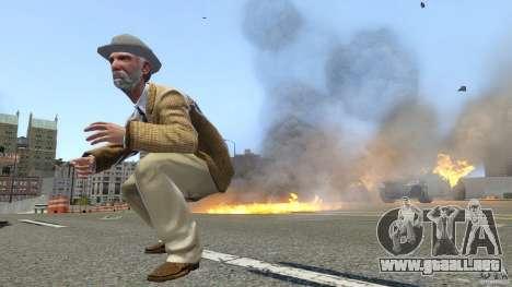 Explosion & Fire Tweak 1.0 para GTA 4 quinta pantalla