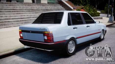Fiat Duna 1.6 SCL [Beta] para GTA 4 vista lateral
