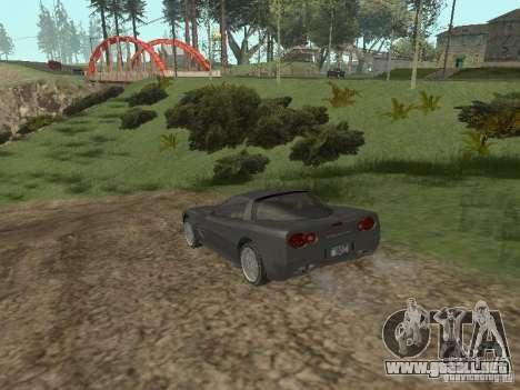 Chita de GTA 4 para la visión correcta GTA San Andreas