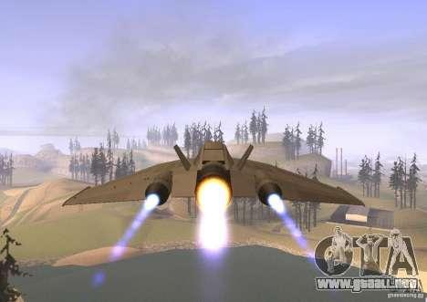 F302 para la visión correcta GTA San Andreas