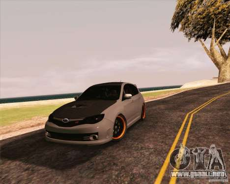 NFS The Run ENBSeries by Sankalol para GTA San Andreas octavo de pantalla