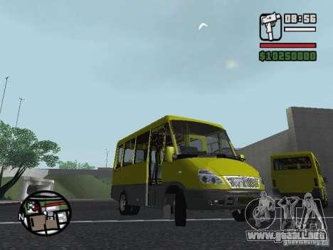 BASE DE DATOS DE DELFÍN 2215 para GTA San Andreas vista posterior izquierda