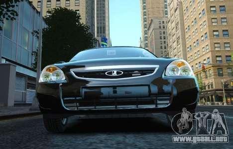VAZ 2170 Lada Priora para GTA 4 left