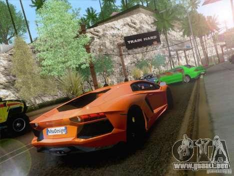 Accidente en la carretera para GTA San Andreas