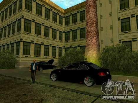 Renovación de la LSPD para GTA San Andreas quinta pantalla