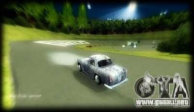 Anillo de Roskilde para GTA San Andreas sucesivamente de pantalla