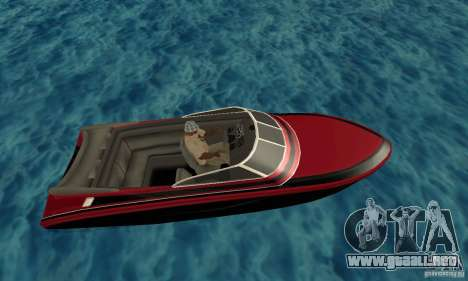 GTAIV TBOGT Floater para GTA San Andreas left