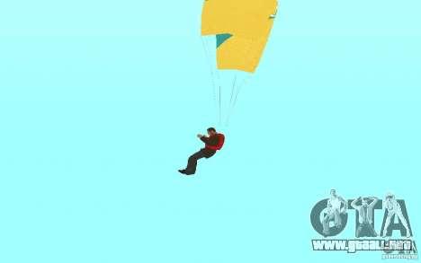 Unique animation of GTA IV V3.0 para GTA San Andreas undécima de pantalla