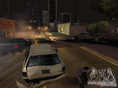 Cámara móvil gratis para GTA San Andreas tercera pantalla