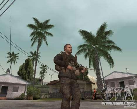 Alex Mason para GTA San Andreas