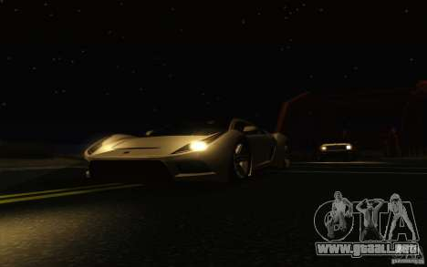 ENBSeries HD para GTA San Andreas undécima de pantalla
