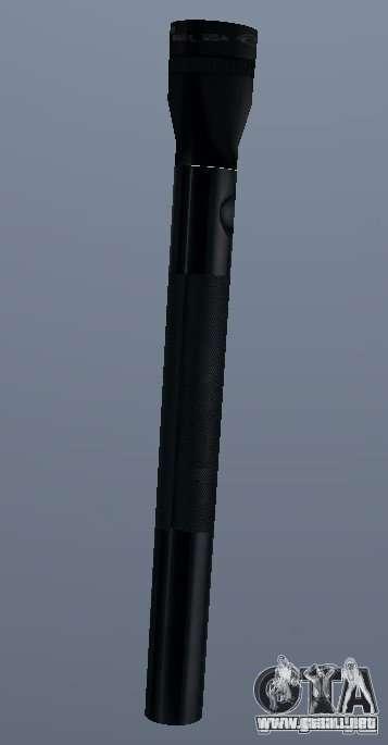 Maglite para GTA San Andreas segunda pantalla