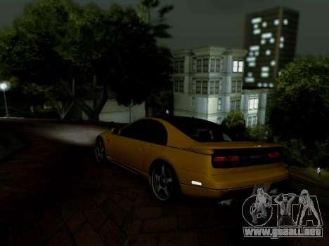Nissan 300ZX Fairlady Z32 para GTA San Andreas left