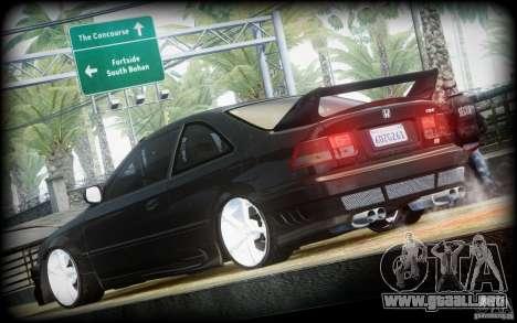 Honda Civic 1996 para GTA 4 left