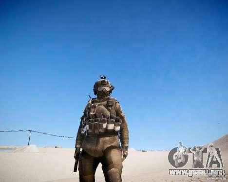 MW2 Phoenix Paratroopers para GTA 4 segundos de pantalla