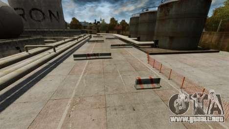 Rally de pista para GTA 4 sexto de pantalla