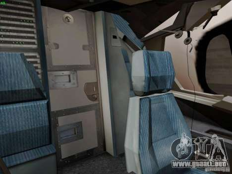 Airbus A350-900 Emirates para el motor de GTA San Andreas