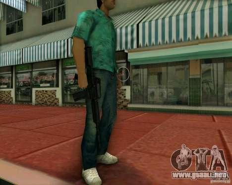 M4A1 para GTA Vice City segunda pantalla