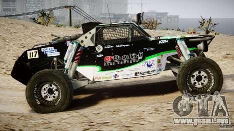Ickler Jimco Buggy [Final] para GTA 4 Vista posterior izquierda