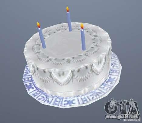 Happy Birthday Grenades para GTA San Andreas