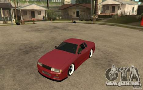 Elegy Modified para GTA San Andreas