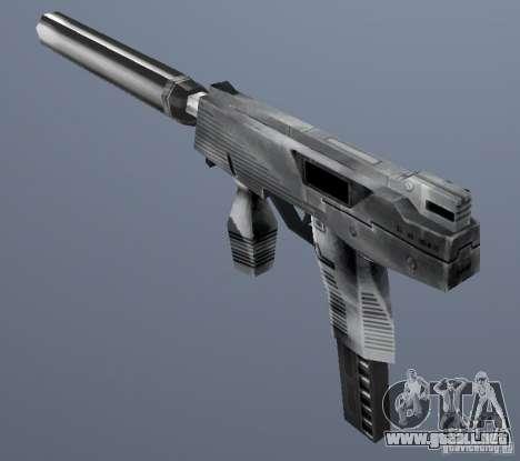 CS Guns Beta 1B para GTA San Andreas décimo de pantalla