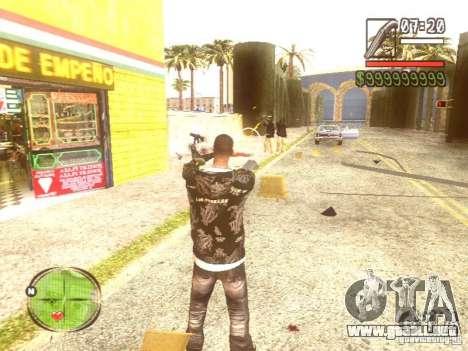 Wild Wild West para GTA San Andreas décimo de pantalla