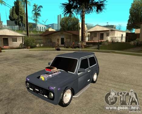 NIVA Mustang para GTA San Andreas