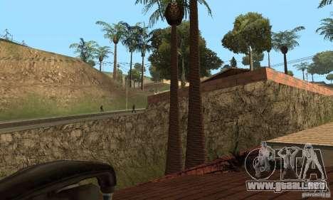 Grove Street 2013 v1 para GTA San Andreas quinta pantalla