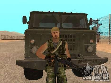Comando ruso para GTA San Andreas