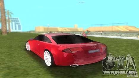 Audi Nuvolari Quattro para GTA Vice City left