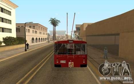 ZiU 682 para la visión correcta GTA San Andreas