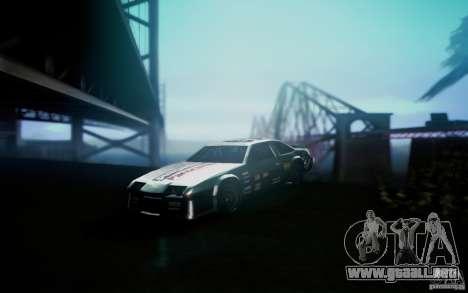 San Andreas Graphics Enhancement para GTA San Andreas