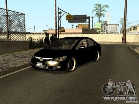 GFX Mod para GTA San Andreas novena de pantalla
