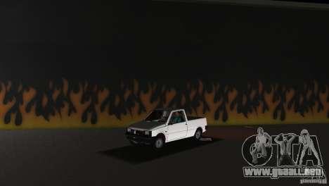 SeAZ Pickup para GTA Vice City vista lateral izquierdo