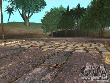 Nuevos caminos en Vajnvude para GTA San Andreas sexta pantalla